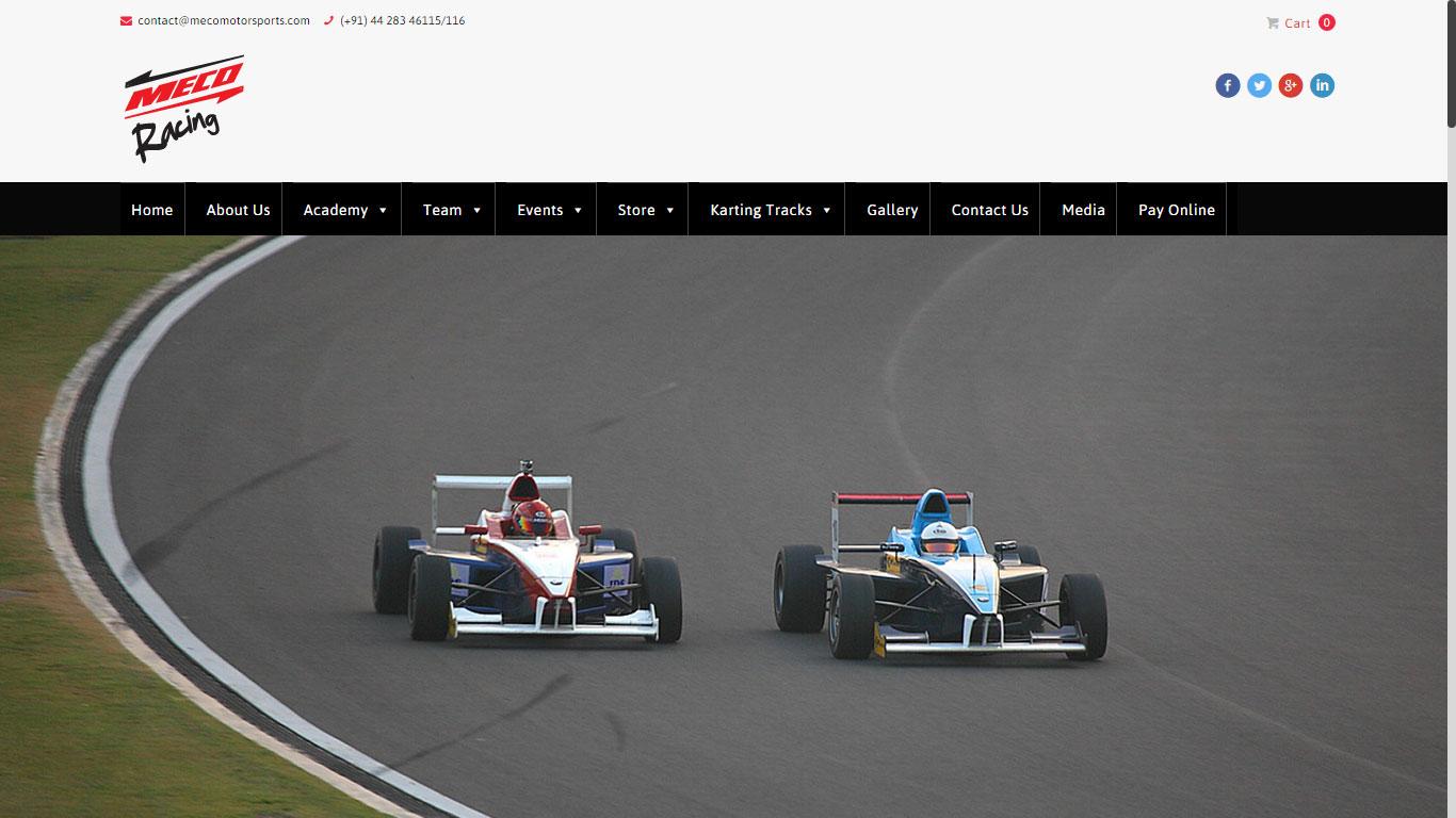 meco racing